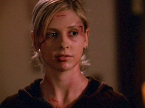 Buffy the Vampire Slayer, Never Leave Me, Bring It On