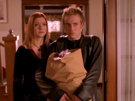 Buffy the Vampire Slayer, Never Leave Me, Bring It On, Willow, Andrew