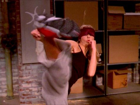 Buffy the Vampire Slayer, Checkpoint, Buffy