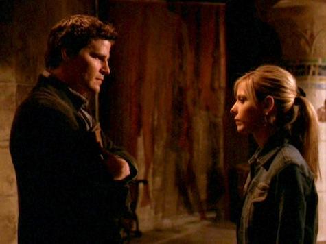 Buffy the Vampire Slayer, Chosen, Angel