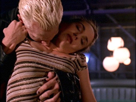 Buffy the Vampire Slayer, Crush, Spike