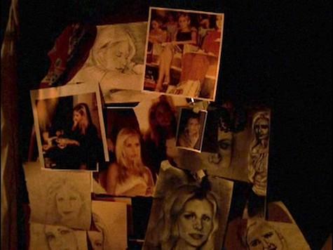 Buffy the Vampire Slayer, Crush