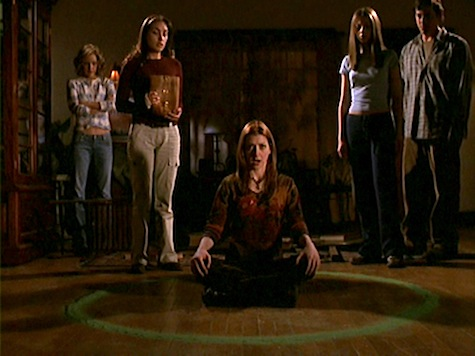 Buffy the Vampire Slayer, Get It Done, Willow, Kennedy, Anya, Dawn, Xander