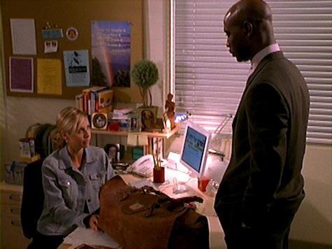 Buffy the Vampire Slayer, Get It Done, Robin