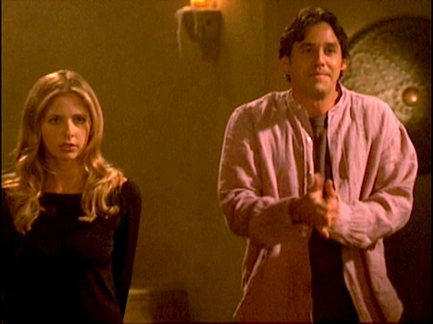 Buffy the Vampire Slayer, Buffy vs. Dracula