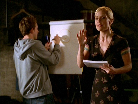 Buffy the Vampire Slayer, Empty Places, Andrew, Anya