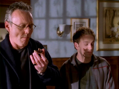 Buffy the Vampire Slayer, End of Days, Giles, Andrew