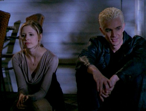 Buffy the Vampire Slayer, Flooded, Spike