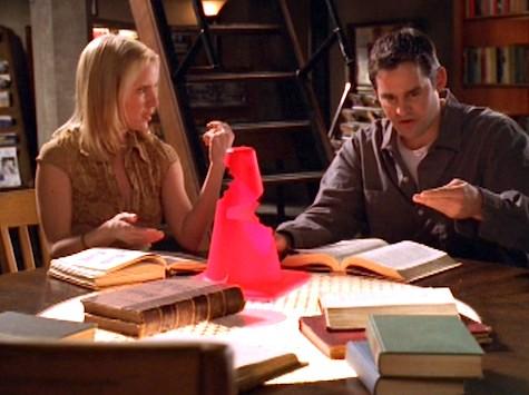 Buffy the Vampire Slayer, Gone, Xander Anya