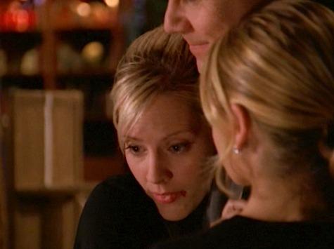 Buffy the Vampire Slayer, Grave, Giles, Anya