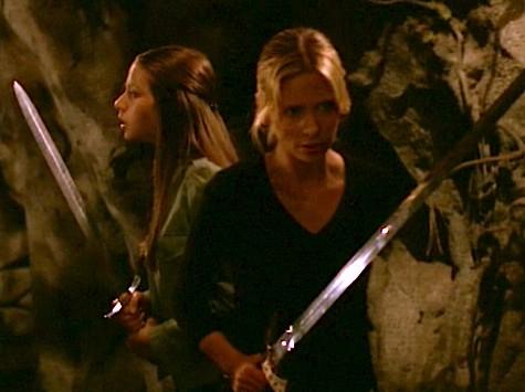 Buffy the Vampire Slayer, Grave, Dawn