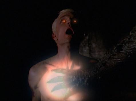 Buffy the Vampire Slayer, Grave, Spike