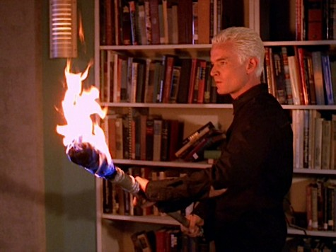 Buffy the Vampire Slayer, Help, Spike
