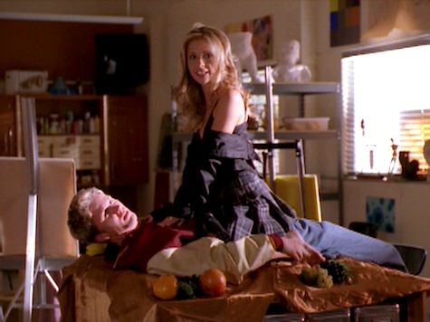 Buffy the Vampire Slayer, Him, RJ