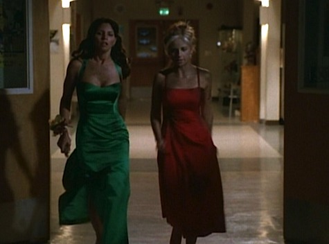 Buffy the Vampire Slayer, Homecoming