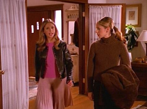 Buffy the Vampire Slayer, Intervention, Buffybot