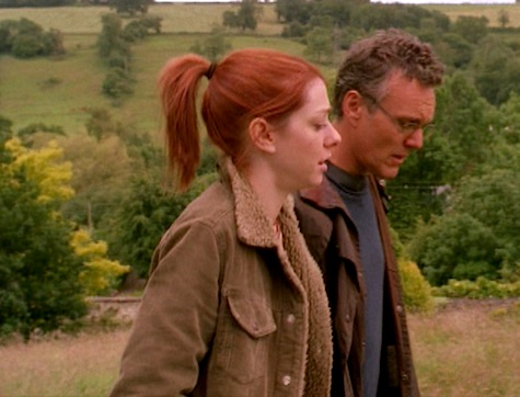 Buffy the Vampire Slayer, Lessons, Giles, Willow