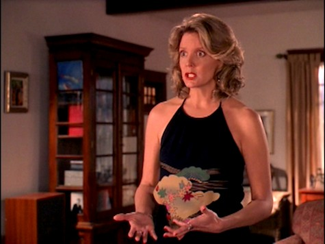 Buffy the Vampire Slayer, I Was Made to Love You, Joyce