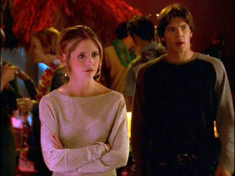 Buffy the Vampire Slayer, I Was Made to Love You, Ben