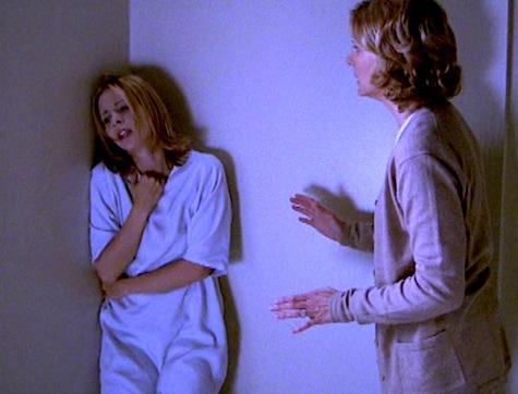 Buffy the Vampire Slayer, Normal Again, Joyce