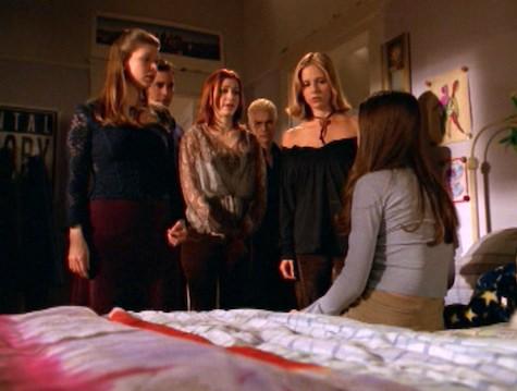 Buffy the Vampire Slayer, Older and Far Away, Dawn, Tara, Spike, Xander, WIllow