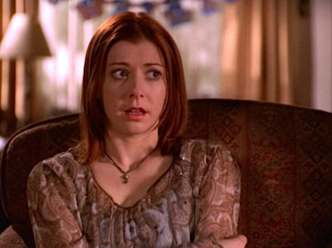 Buffy the Vampire Slayer, Older and Far Away, Willow