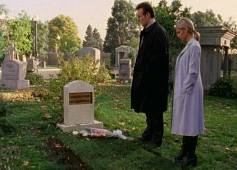 Buffy the Vampire Slayer, Passion