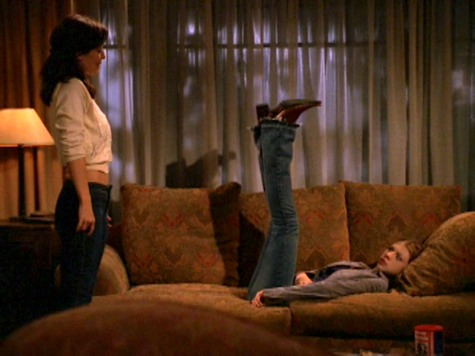 Buffy the Vampire Slayer, Same Time Same Place, Anya, Dawn