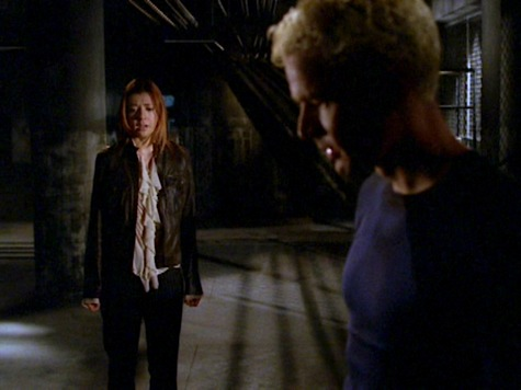 Buffy the Vampire Slayer, Same Time Same Place, Willow, Spike
