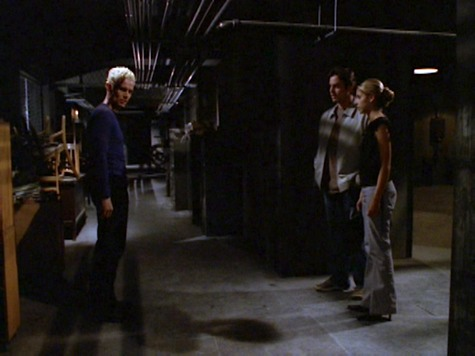 Buffy the Vampire Slayer, Same Time Same Place, Xander, Spike