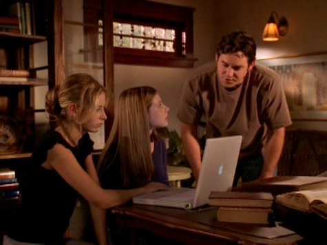 Buffy the Vampire Slayer, Same Time Same Place, Xander, Dawn