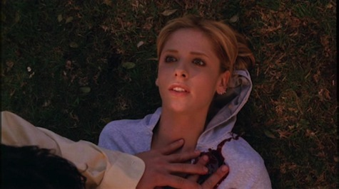 Buffy the Vampire Slayer, Seeing Red