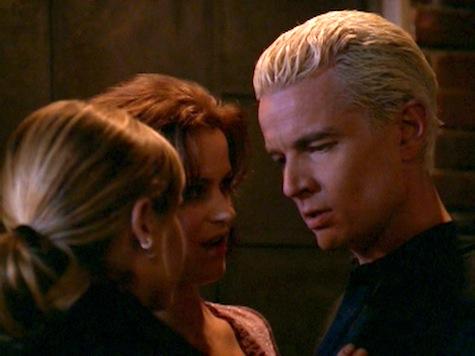 Buffy the Vampire Slayer, Sleeper, Spike, First