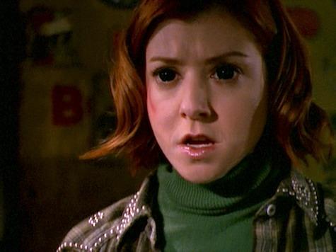 Buffy the Vampire Slayer, Spiral, Willow
