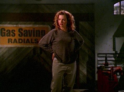 Buffy the Vampire Slayer, Spiral, Glory