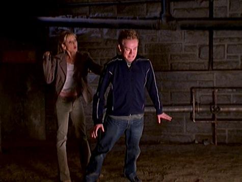 Buffy the Vampire Slayer, Storyteller, Andrew