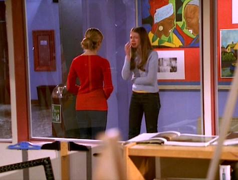 Buffy the Vampire Slayer, The Body, Dawn