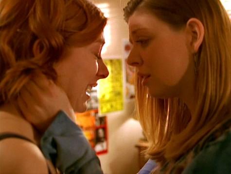 Buffy the Vampire Slayer, The Body, Tara, Willow