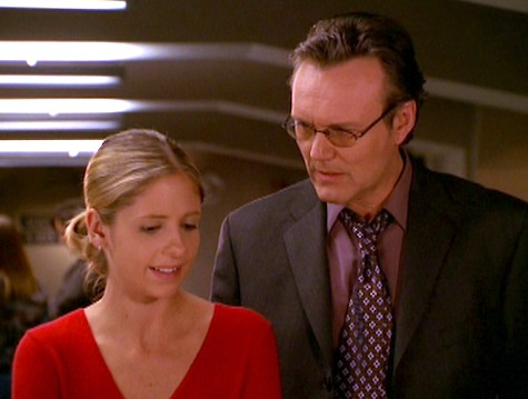 Buffy the Vampire Slayer, The Body, Giles