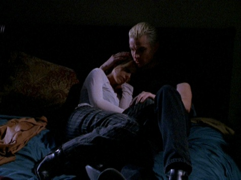 Buffy the Vampire Slayer, Touched, Spike