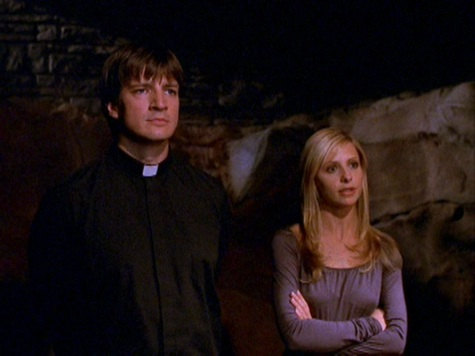 Buffy the Vampire Slayer, Touched, First, Caleb