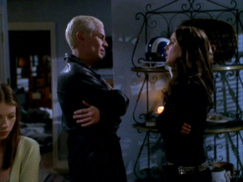 Buffy the Vampire Slayer, Touched, Spike, Faith