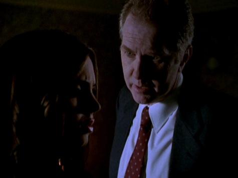 Buffy the Vampire Slayer, Touched, Faith, Mayor