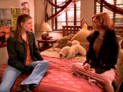 Buffy the Vampire Slayer, Tough Love, Willow, Tara