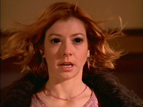 Buffy the Vampire Slayer, Tough Love, Willow
