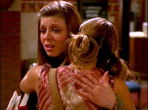 Buffy the Vampire Slayer, Triangle