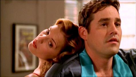 Buffy the Vampire Slayer Once More With Feeling Xander Anya