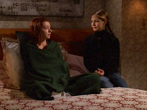 Buffy the Vampire Slayer, Wrecked, Willow