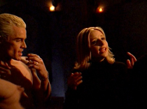 Buffy the Vampire Slayer, As You Were, Spike