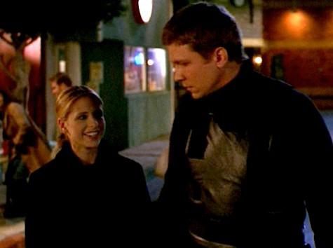Buffy the Vampire Slayer, As You Were, Riley